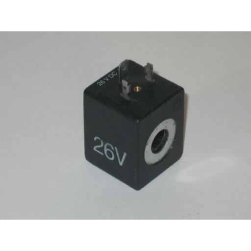 H195006 Solenoid coil 26v for Dump valve 122/144/166