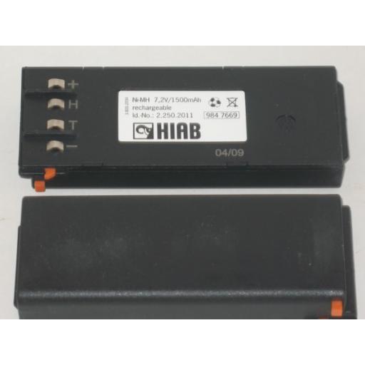 H9847669 Battery Radio Drive