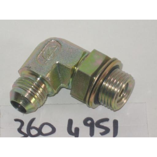 H360 4951 90 Deg Adaptor