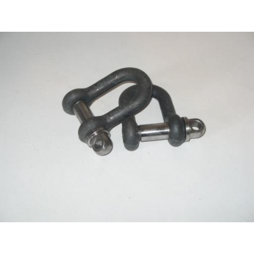 2t Shackles
