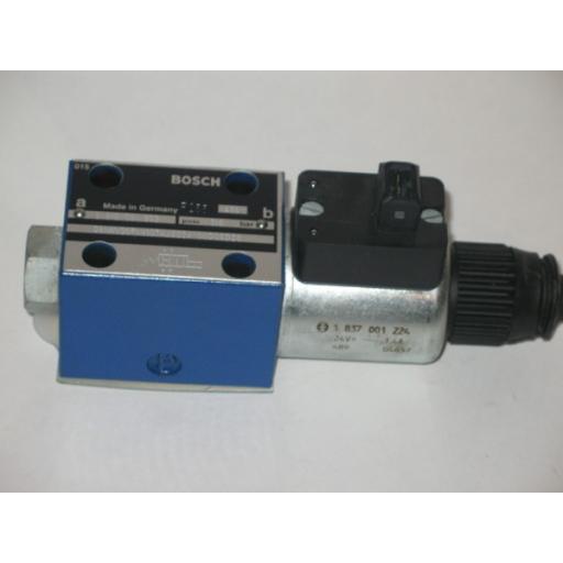 MU110039901 LHT/LHS Free flow valve