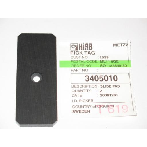 H340 5010 Slide Pad Hiab 965