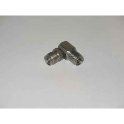 H3082580 Hiab 650 Slew Cylinder 90 Deg Adaptor