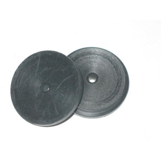 H342 5878 Round Slide pad
