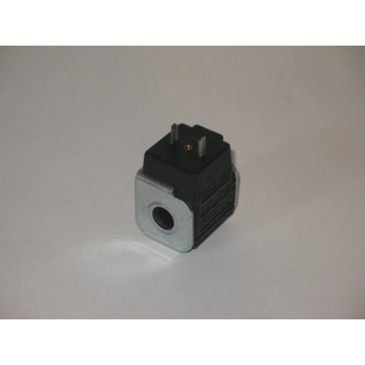 H9860151 Solenoid coil 24v for Dump valve 122/144/166