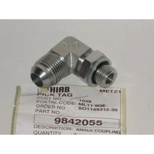 H9842055 90 Deg Adaptor
