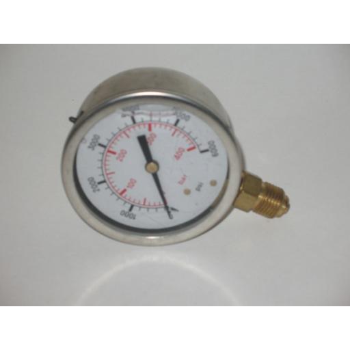 H49732 Pressure Guage