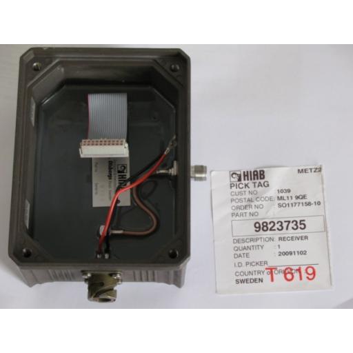 H9823735 Receiver Unit