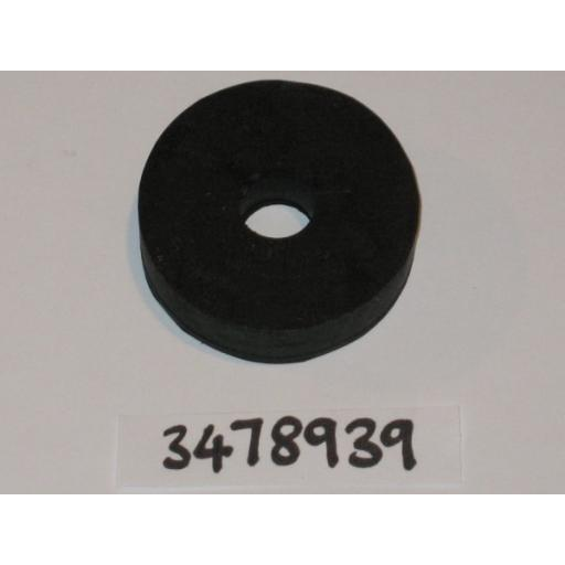 H347 8939 Rubber Spacer