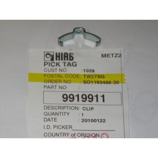 H9919911 Clip