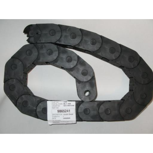 H9865241 Hose Chain Guard