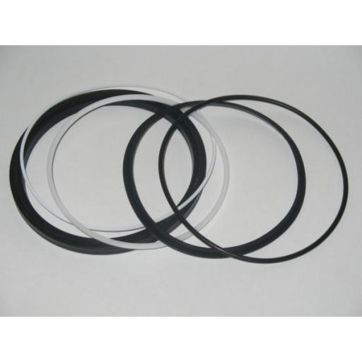 H3300218 Hiab 550/650 Single Acting Main Lift Ram Seal Kit