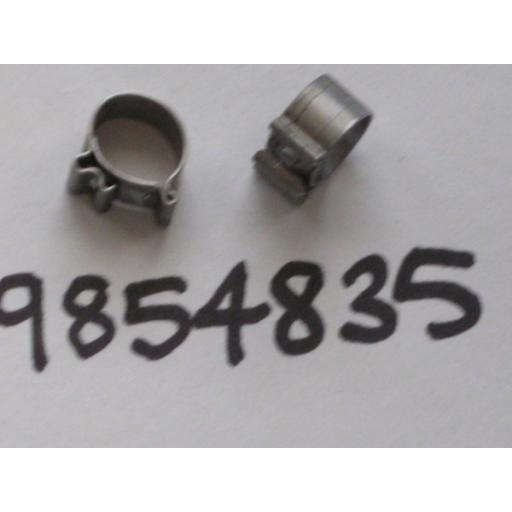 H985 4835 O Clips Small