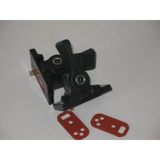 H9830022 Black Lever for Hiab CombiDrive Unit