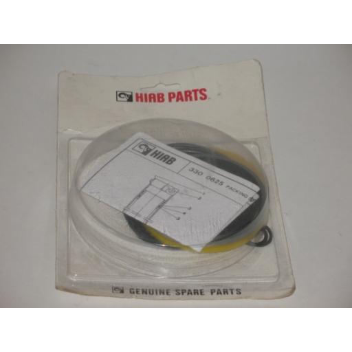 H3300625 Hiab 650, Hiab 550, Hiab 345 Outrigger Leg Seal Kit