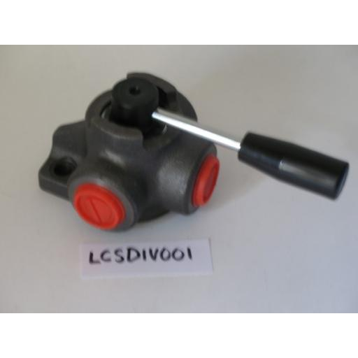 "LCSDIV001 3/4"" Divertor Valve"
