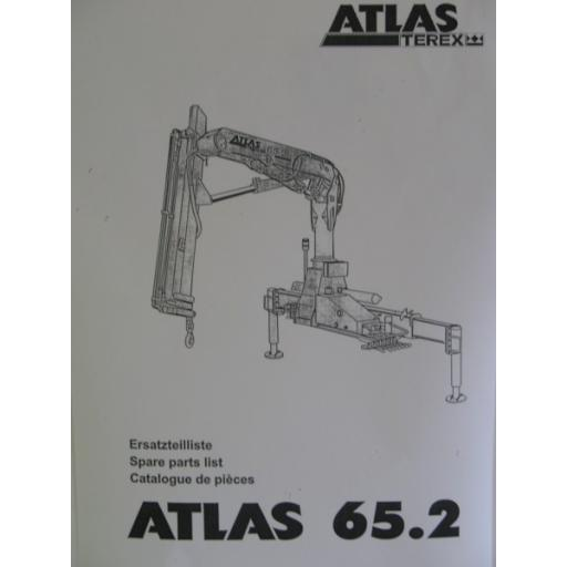Atlas 65.2 Parts Manual