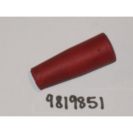 H9819851 Red Knob