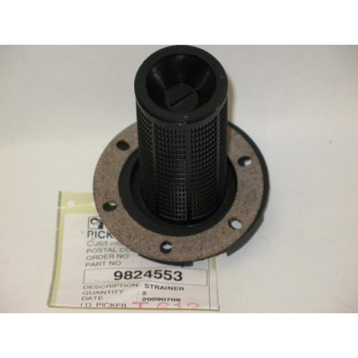 H9824553 Hiab Oil Tank Filler Strainer