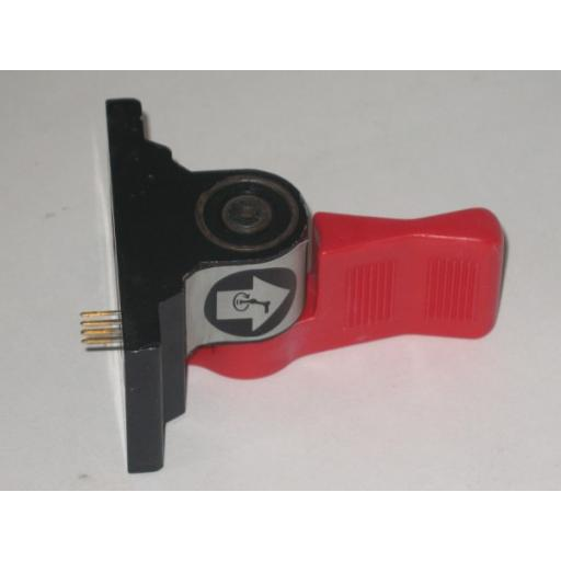 H983 0031 Red Lever for Hiab Combidrive unit