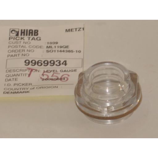 H996 9934 Sight Oil Gauge