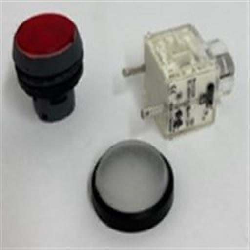 YE81321 - Red Push Button